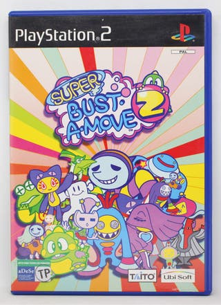 Super Bust A Move PlayStation 2 PAL España