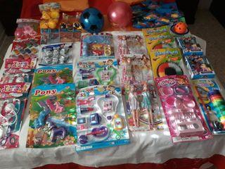Vendo juguetes nuevos
