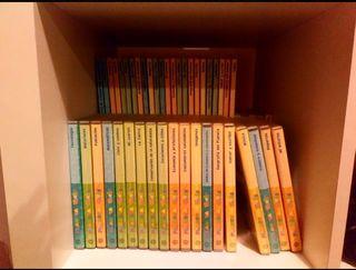 24 libros más 24 DVD Planeta Junior