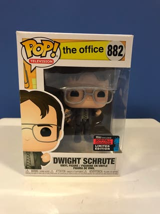Funko pop DWIGHT SCHRUTE the office