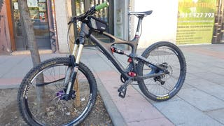 Se vende bicicleta Marca IBIS de carbono