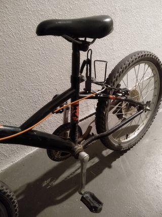 """bicicleta infantil de 20"""""""