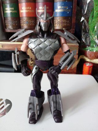 Shredder o destructor tortugas ninjas