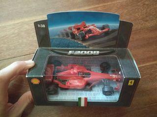 Maqueta Ferrari F2008 original