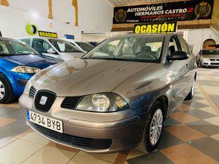 SEAT Ibiza 1.4 gasolina 75cv año 2003