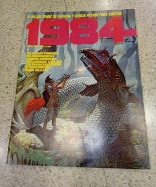 COMIC 1984 - 2º EDICION - Nº4