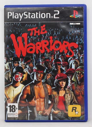 The Warriors PlayStation 2 PAL España