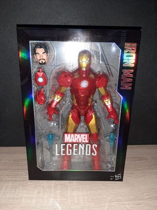 Figura Iron Man Legends