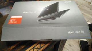 Portátil 2 en 1 Acer One 10 con garantía
