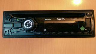 Radio CD para coche Vieta VC-HA920BT