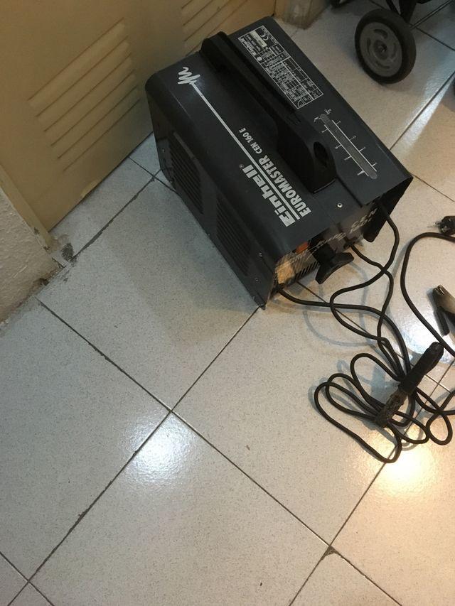 Máquina de soldar eléctrica