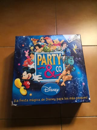 party co disney