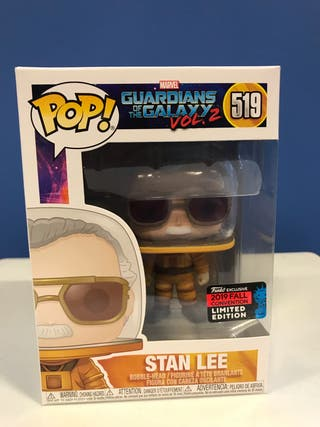 Funko pop STAN LEE guardians of the galaxy vol. 2
