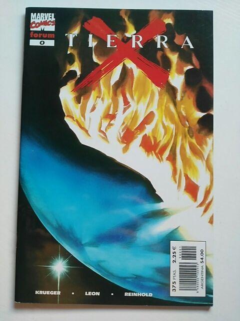 Tierra X 0 al 10 (Forum)
