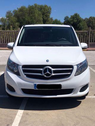 Mercedes Benz Clase V 2017