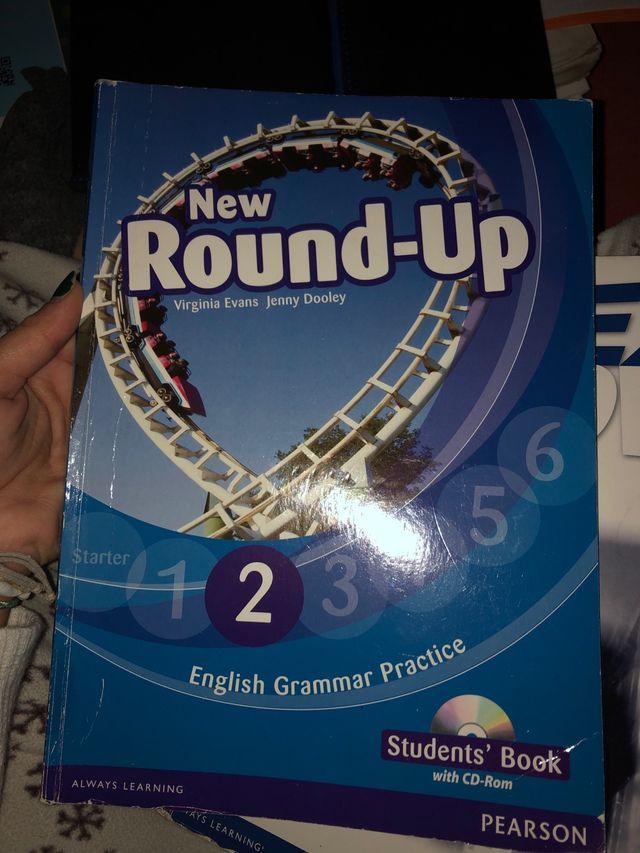 Libro de inglés de 2