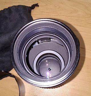 Objetivo Nikon Afs 70-300 VR 4,5-5,6G