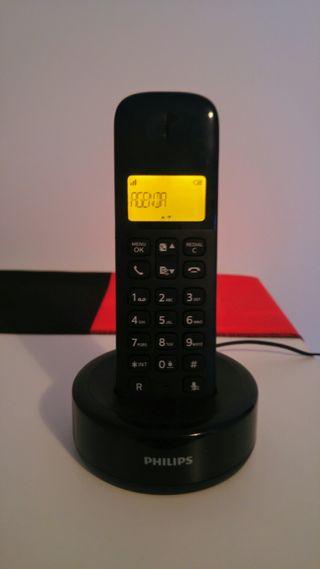 Teléfono inalámbrico Philips D1301B