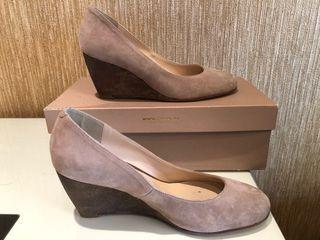 Zapatos Fosco piel talla 39
