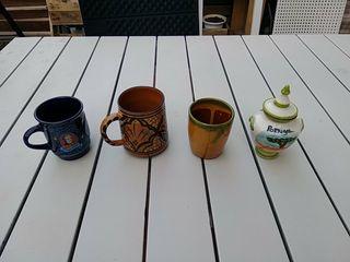 Tasses i pots de ceràmica