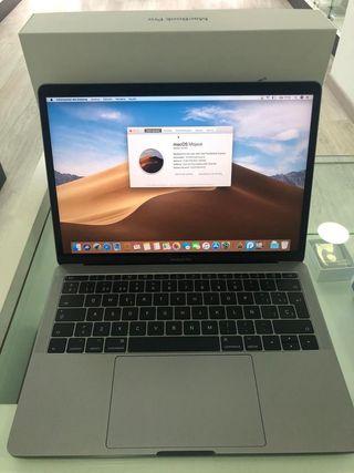 "MacBook Pro 13"" retina 2017 seminuevo"