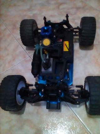 COCHE RC MONSTER 1/10 HSP