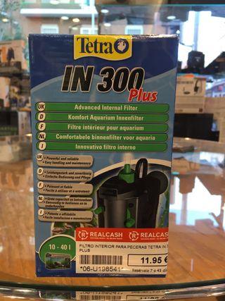 FILTRO INTERIOR PARA PECERS TETRAN IN 300 PLUS