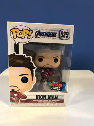 Funko pop IRON MAN avengers endgame