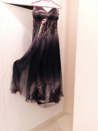 fantastico vestido para bodas o fiestas 1 solo uso