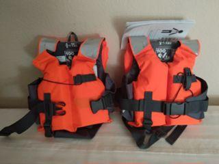 Chalecos salvavidas tribord