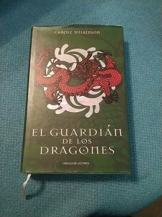 Libro (fantasía) - El guardián de los dragones