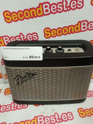 ALTAVOZ FENDER BLUETOOTH