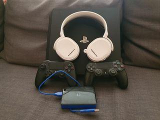 PS4 Pro en Perfectas condiciones