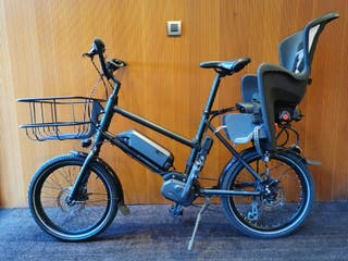 Bicicleta Orbea Katu E-40 con muchos extras