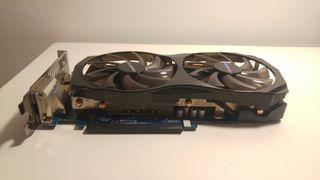 Tarjeta gráfica GeForce GTX 660 OC 2Gb GDDR5