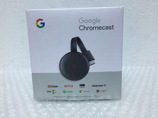Google Chromecast 3 Oficial COMO NUEVO