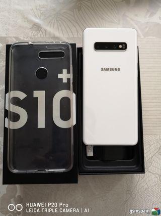SAMSUNG GALAXT S10 PLUS BLANCO 1 TB 12 GB DE RAM