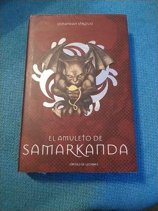 Libro Novela (fantasía) - El amuleto de Samarkanda