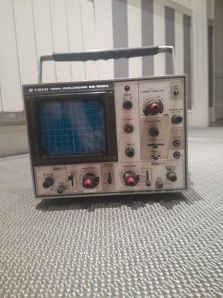 Osciloscopio Trio CS-1562A