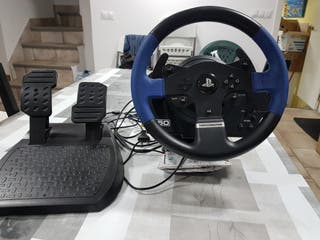 Volante Thrustmaster T150RS para PS3/PS4/Pc..