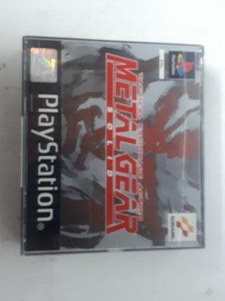 vendo juego ps1