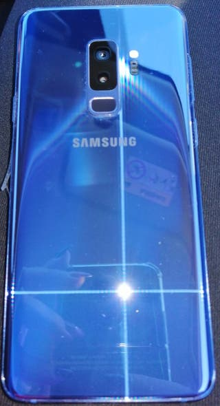 Samsung galaxy s9 plus 64 gb 6 gb ram