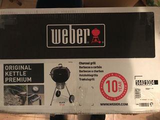 Barbacoa Weber 57cm