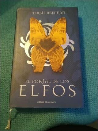Libro Novela (fantasía) - El portal de los elfos