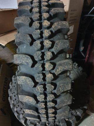 ruedas de tacos 205/80-16