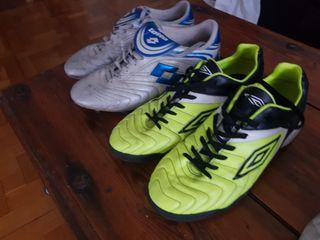 Botas Fútbol 2x1