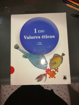 Libro de Valores Éticos.