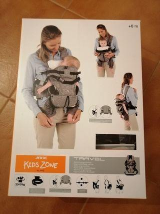 Mochila porta bebés, Canguro.