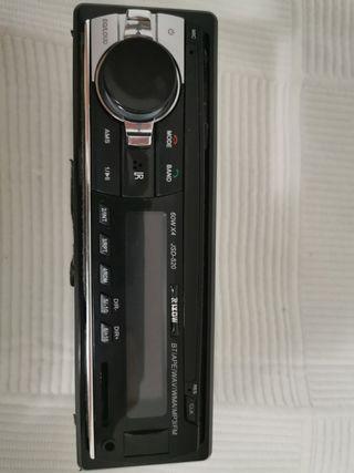 Radio usb rixow Bluetooth manos libres coche.