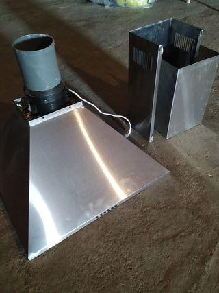 Campana extractora de aire CATA